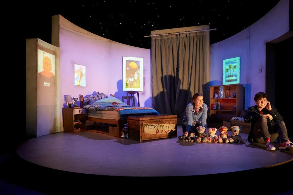 Stunning Family Christmas Theatre: Neverland at Lakeside Arts, Nottingham