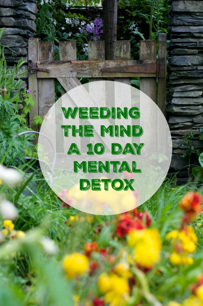 Weeding the Mind, a 10 day mental detox