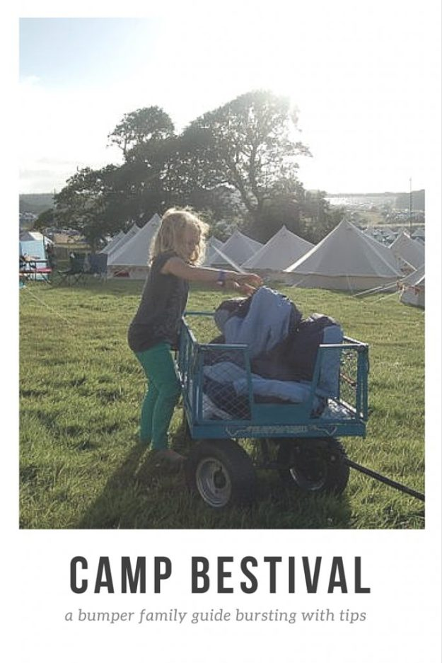 Camp Bestival Tips