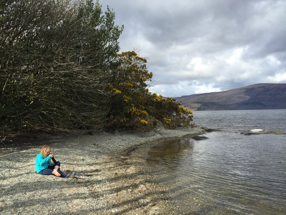 Loch Lomond, Luss and Inchcailloch - 1