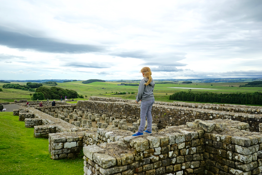 Northumberland - A family adventure - 24
