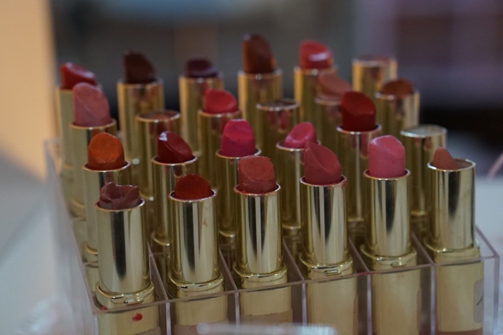 Get lippy at Ca Bella