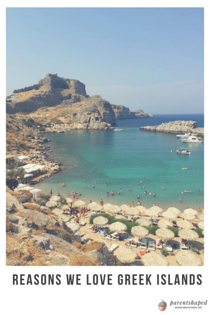 Have you tried a Greek Island family trip yet? Reasons I Love Greek Island Family Holidays