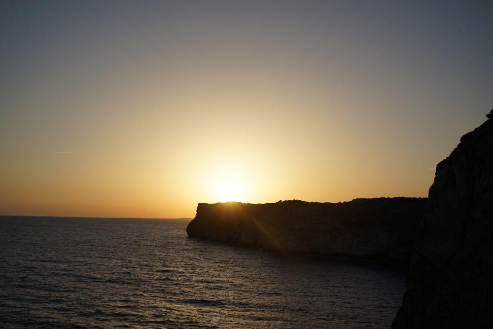 The incredible cave bar, Cova d'en Xoroi, Menorca