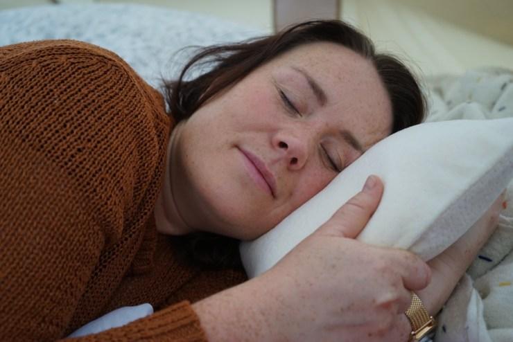 Tempur Travel Sleep Pillow and Sleep Mask