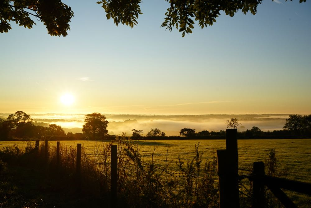 September Morning in the Peak District, by Penny Alexander