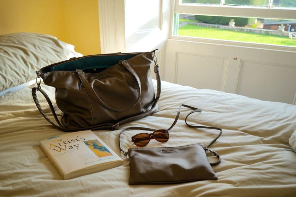 The bag to end all bags - Mia Tui Jennie Travel Bag