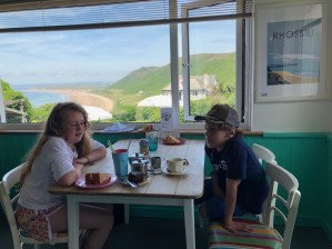 Family break in Swansea, Mumbles, and the Gower Peninsula - 11