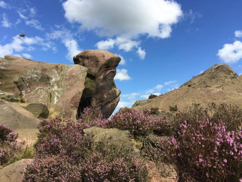 family days out in Staffordshire The Roaches, Staffordshire Peak District