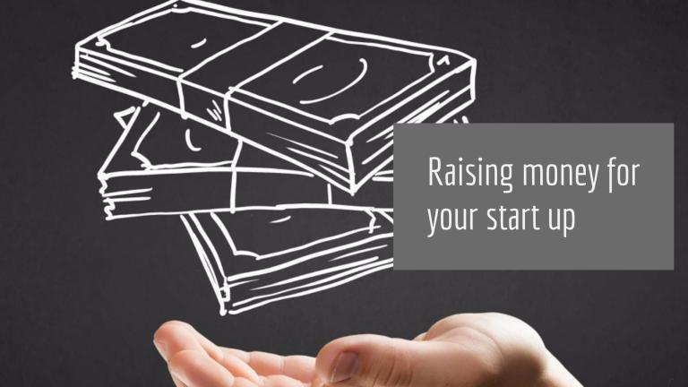 #PIB09 Raising money for your start up