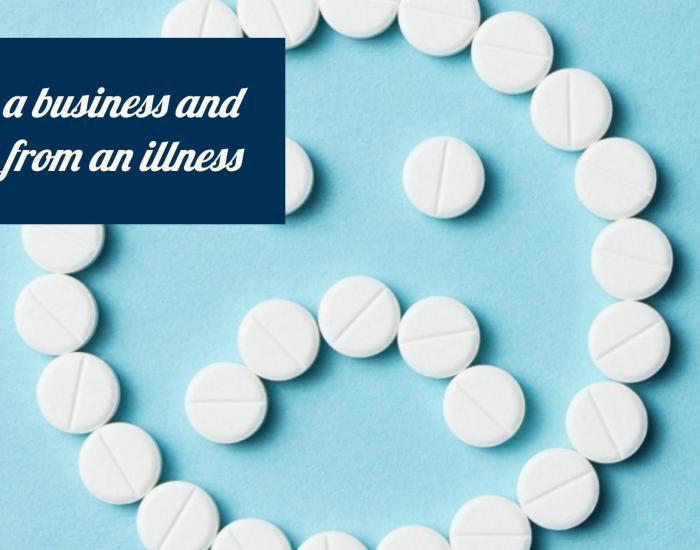 Running a business and suffering from an illness