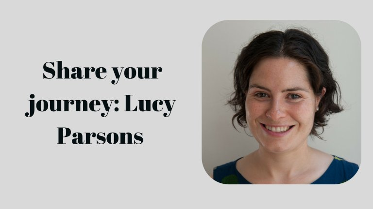 Share your journey: Lucy Parsons