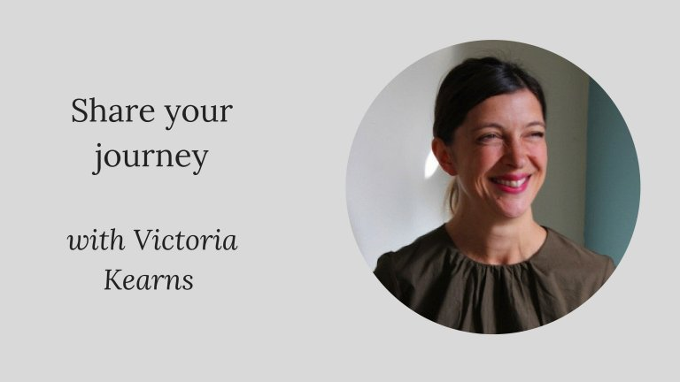 #PIB55 Share your journey: Victoria Kearns