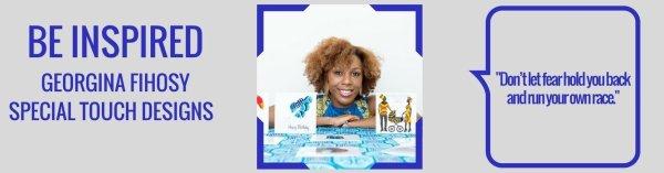 Share your journey: Georgina Fihosy