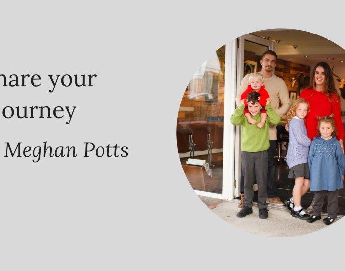 #PIB74 Share your journey: Meghan Potts