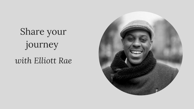 #PIB71 Share your journey: Elliott Rae