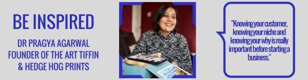 Share your journey: Dr. Pragya Agarwal