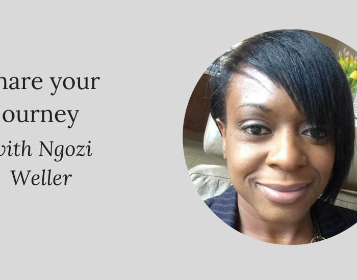 #PIB80 Share your journey: Ngozi Weller