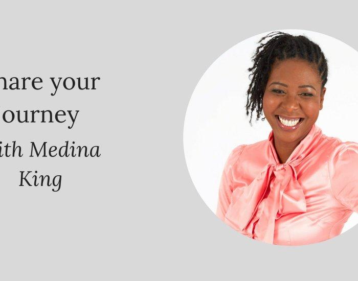 Medina King Interior Designer and Child Wellness Expert