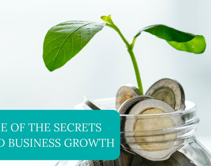 Some Of The Secrets Behind Business Growth