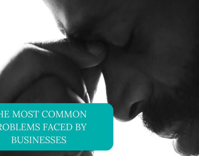 The Most Common Problems Faced By Businesses
