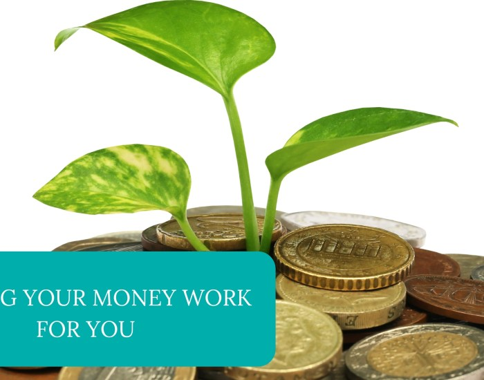 Making Your Money Work For You