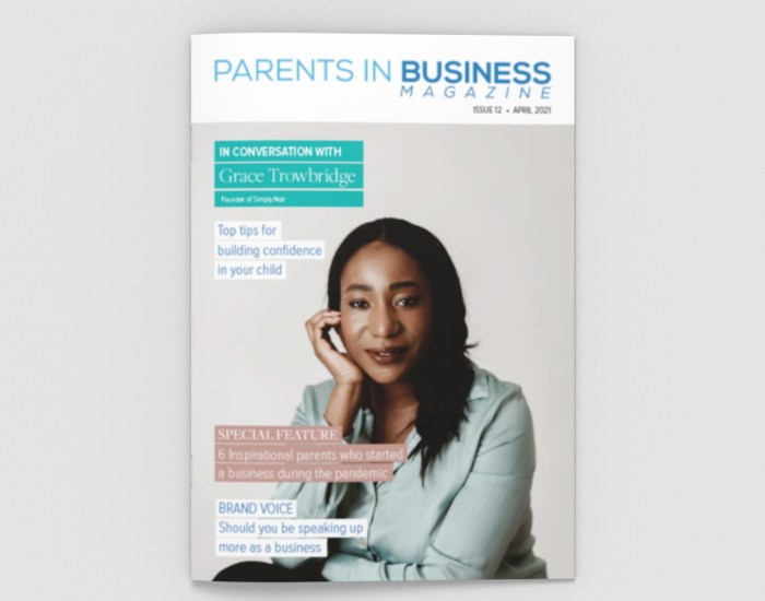 Parents in Business Magazine Issue 12
