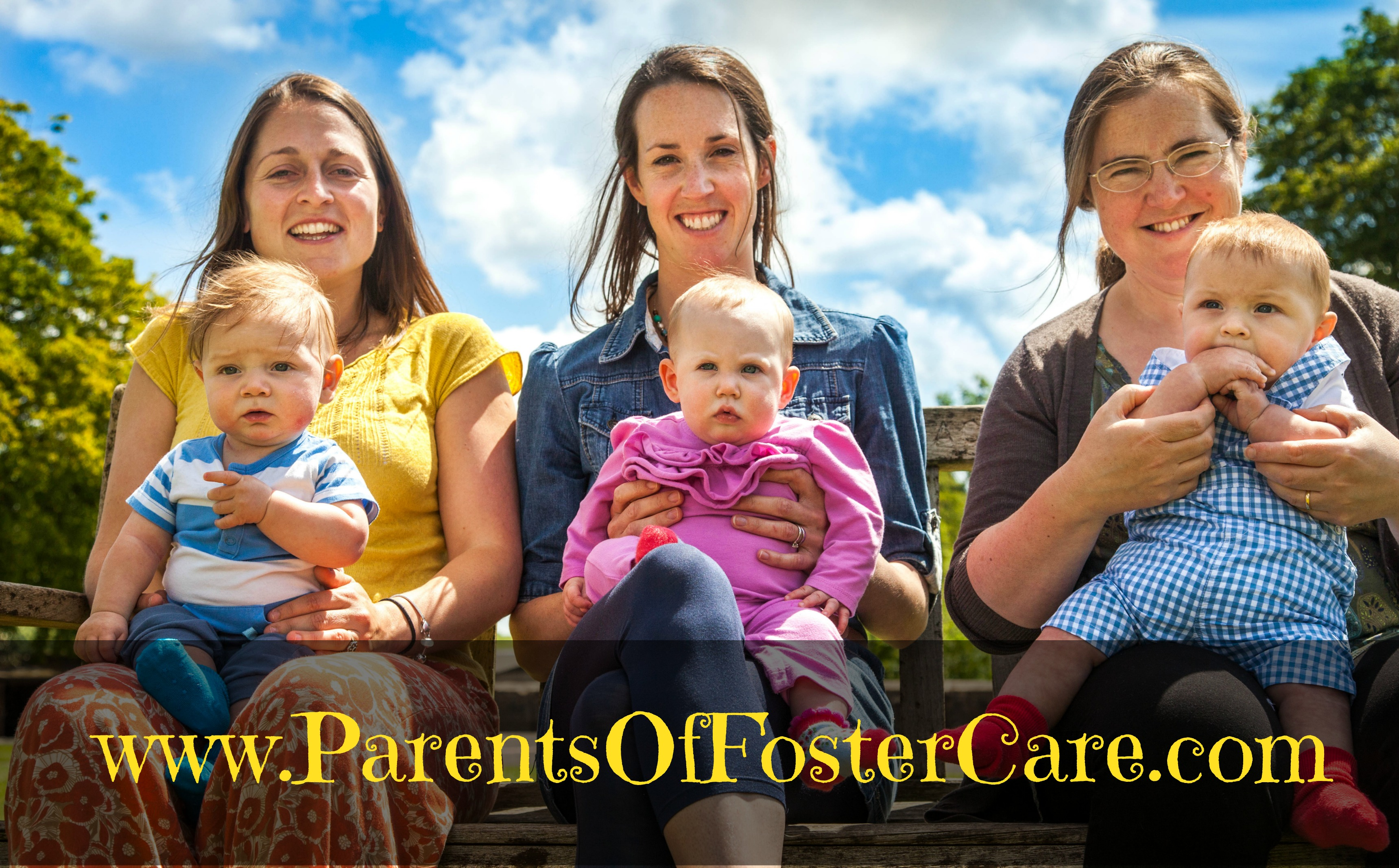 Parents of Foster Care 3 Moms