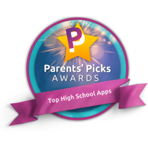 Award Winning Apps for High School Students