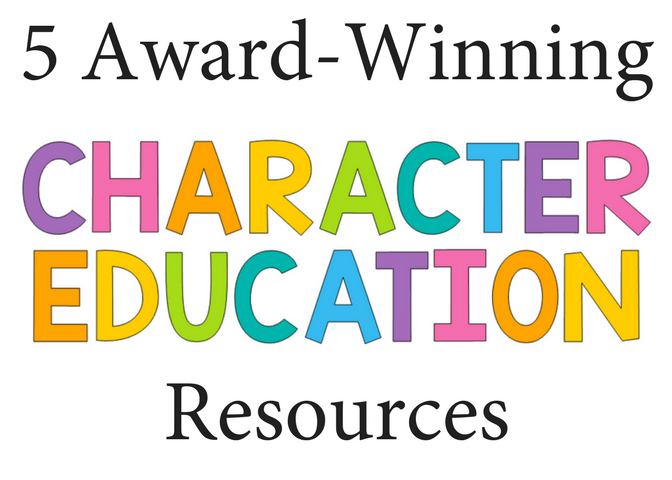 5 Award Winning Character Education Resources - Parent's Picks Awards