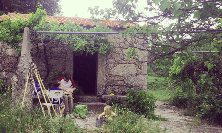 The journey to finding a place for our new project in Central Portugal!
