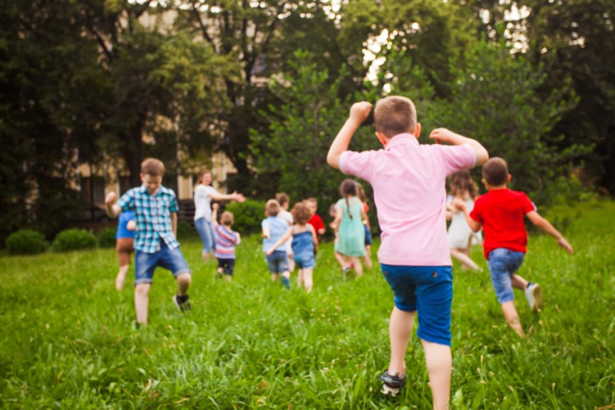 Physical Activity Benefits Start Young
