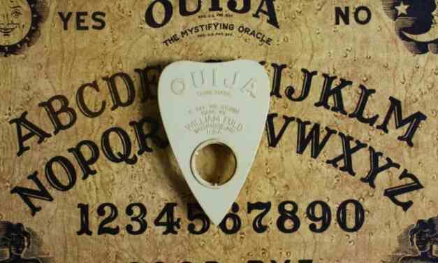 """Perché la """"Tavola Ouija"""" sembra funzionare?"""