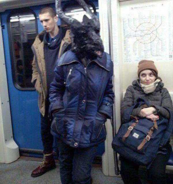 Quella Linea della Metro era così profonda che anche Satana la utilizzava per tornare a casa