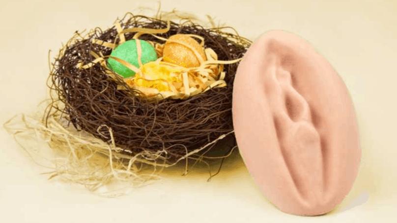 "Pasqua 2019: Arriva ""l'uovo-vagina"""