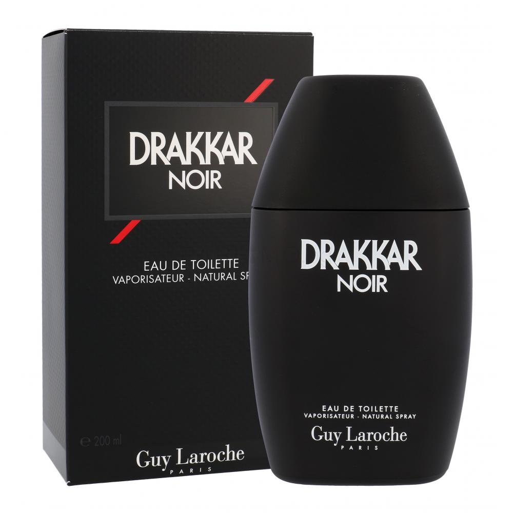Guy Laroche Drakkar Noir Eau de Toilette за мъже 200 ml | Parfimo.bg