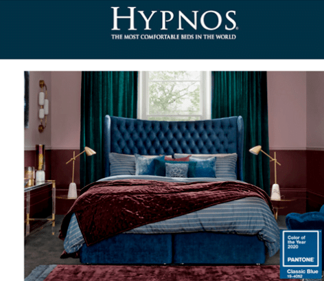 Hypnos luxury beds
