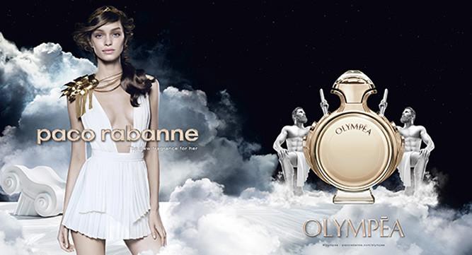 Paco Rabanne Olympa Eau de Parfum  Parfmerie Lux