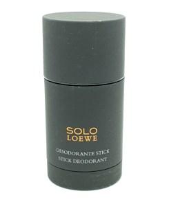 Solo Loewe 75ml Deodorant Stick