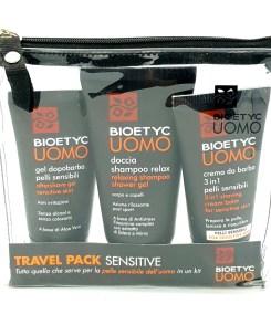Bioetyc Uomo Travel Pack Sensitive