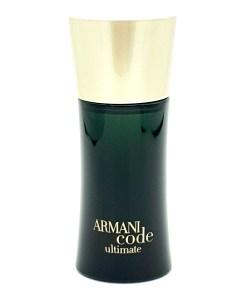 Giorgio Armani Code Ultimate 50ml Eau de Toilette Intense