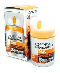 L'Oréal Men Expert Hydra Energetic 5 Actions 50ml