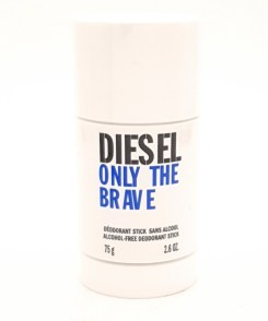 Diesel Only The Brave 75g Deodorant Stick Alcohol Free
