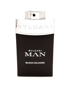 Bvlgari Man Black Cologne 100ml Eau de Toilette