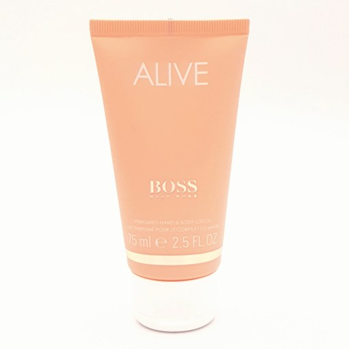 Hugo Boss Alive 75ml Perfumed Hand and Body Lotion