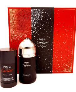 Cartier Pasha de Cartier Gift Set 100ml Eau de Toilette + 75ml Deodorant Stick