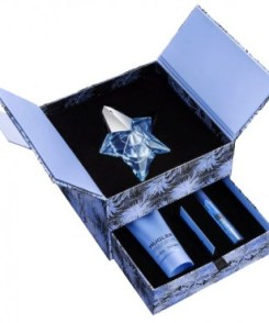 Mugler Angel Giftset 50ml Eau de Parfum + 3 gr. Perfuming Pen + 100ml Perfuming Body Lotion