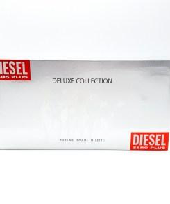 Diesel Zero Plus / Plus Plus Deluxe Collection 4x30ml Eau de Toilette