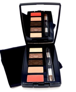 Dior Timeless Look Collection Art of Nude Palette Eyes & Lips Travel Set