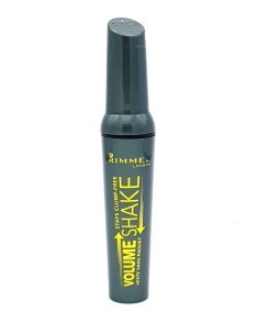 Rimmel Volume Shake Mascara 001 Black